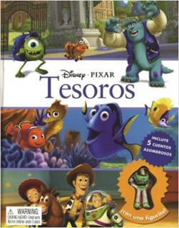 TESOROS DISNEY PIXAR
