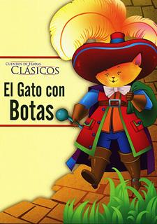 CUENTOS DE HADAS CLASICOS: EL GATO CON BOTAS