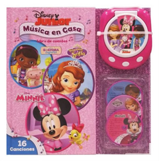 MUSICA EN CASA: DISNEY JUNIOR