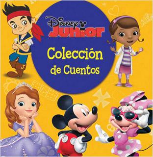 TESORO DE CUENTOS: DISNEY JUNIOR. COLECCION DE...