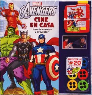 CINE EN CASA: MARVEL AVENGERS