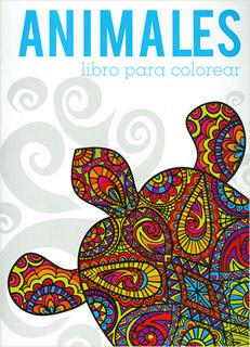 LIBRO PARA COLOREAR: ANIMALES