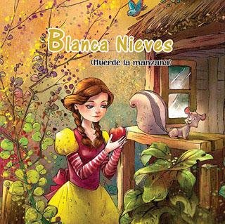 MINICLASICOS MAMMOTH: BLANCA NIEVES MUERDE LA...