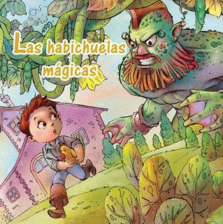 MINICLASICOS MAMMOTH: LAS HABICHUELAS MAGICAS