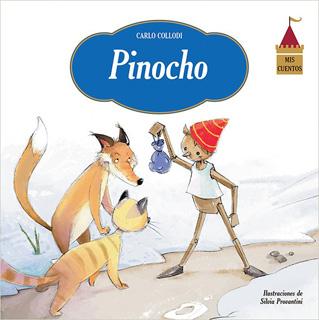 MIS CUENTOS: PINOCHO