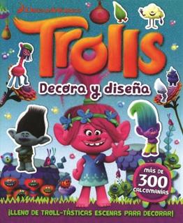 TROLLS DECORA Y DISEÑA