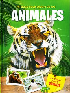 MI ATLAS DESPLEGABLE DE LOS ANIMALES