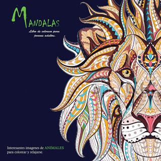 MANDALAS: ANIMALES 1