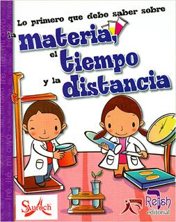 LO PRIMERO QUE DEBO SABER SOBRE LA MATERIA, EL...