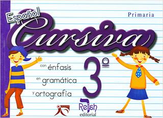 ESPAÑOL CURSIVA 3 CON ENFASIS EN GRAMATICA Y...