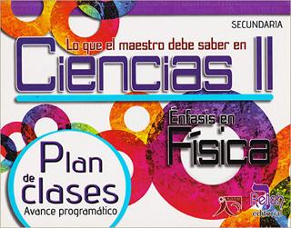 LO QUE EL MAESTRO DEBE SABER EN CIENCIAS 2:...