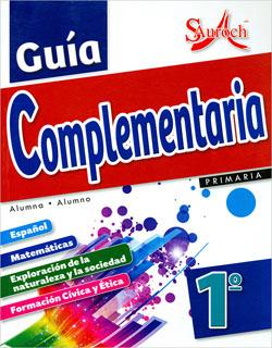 GUIA COMPLEMENTARIA 1 PRIMARIA (NUEVA EDICION)