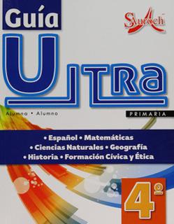 GUIA ULTRA 4 PRIMARIA