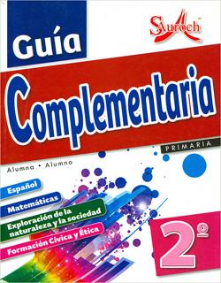 GUIA COMPLEMENTARIA 2 PRIMARIA (NUEVA EDICION)
