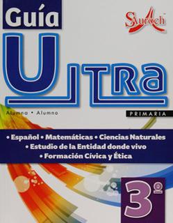 GUIA ULTRA 3 PRIMARIA