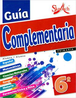 GUIA COMPLEMENTARIA 6 PRIMARIA (NUEVA EDICION)