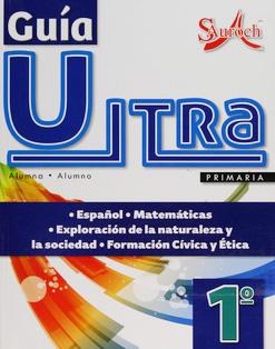 GUIA ULTRA 1 PRIMARIA