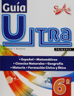 GUIA ULTRA 6 PRIMARIA