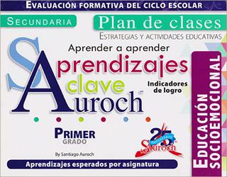 EDUCACION SOCIOEMOCIONAL 1 PLAN DE CLASES:...