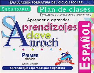 ESPAÑOL 1 PLAN DE CLASES: APRENDIZAJES CLAVE...