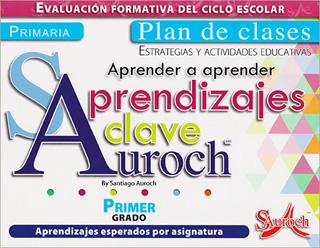 PLAN DE CLASES 1 APRENDIZAJES CLAVE PRIMARIA...