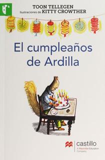 EL CUMPLEAÑOS DE ARDILLA (SERIE VERDE)