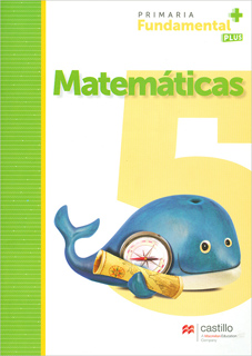 MATEMATICAS 5 PRIMARIA FUNDAMENTAL PLUS