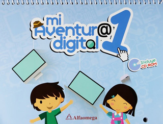 MI AVENTURA DIGITAL 1 (INCLUYE CD)
