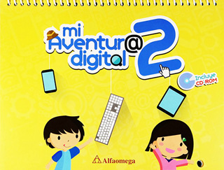 MI AVENTURA DIGITAL 2 (INCLUYE CD)
