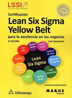 CERTIFICACION LEAN SIX SIGMA YELLOW BELT PARA LA...