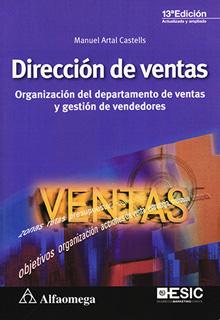 DIRECCION DE VENTAS: ORGANIZACION DEL...