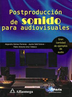 POSTPRODUCCION DE SONIDO PARA AUDIOVISUALES