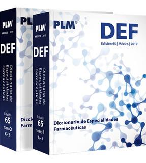 PLM 2019 - 2020 DICCIONARIO DE ESPECIALIDADES...