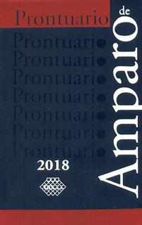PRONTUARIO DE AMPARO 2018