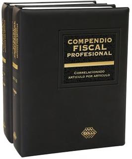 COMPENDIO FISCAL PROFESIONAL CORRELACIONADO 2019...