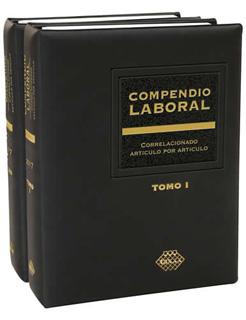 COMPENDIO LABORAL CORRELACIONADO 2019 (2 TOMOS)