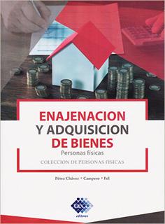 ENAJENACION Y ADQUISICION DE BIENES: PERSONAS...
