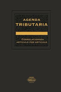 AGENDA TRIBUTARIA CORRELACIONADA 2019 (BOLSILLO)