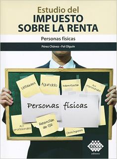 ESTUDIO DEL IMPUESTO SOBRE LA RENTA: PERSONAS...