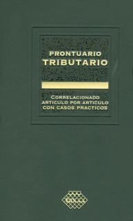 PRONTUARIO TRIBUTARIO 2019 PROFESIONAL