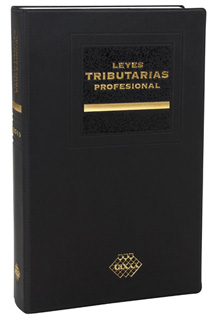 LEYES TRIBUTARIAS PROFESIONALES 2019