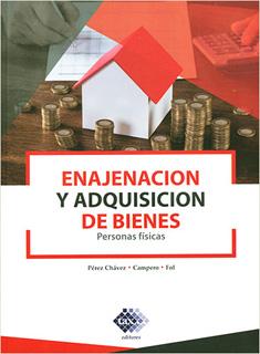 ENAJENACION Y ADQUISICION DE BIENES (2020):...