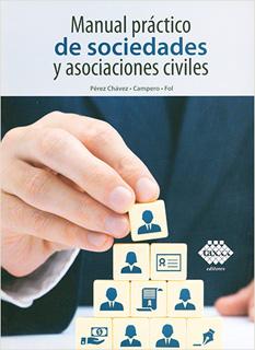 MANUAL PRACTICO DE SOCIEDADES Y ASOCIACIONES...