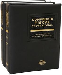 COMPENDIO FISCAL PROFESIONAL CORRELACIONADO 2020...