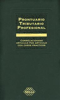 PRONTUARIO TRIBUTARIO 2020 PROFESIONAL