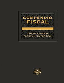 COMPENDIO FISCAL CORRELACIONADO 2020