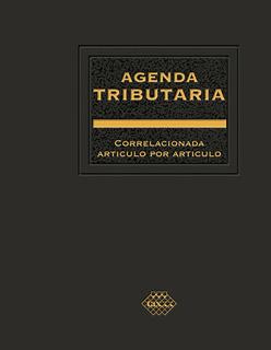 AGENDA TRIBUTARIA CORRELACIONADA 2020