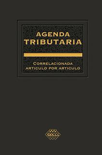 AGENDA TRIBUTARIA CORRELACIONADA 2020 (BOLSILLO)