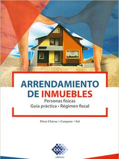 ARRENDAMIENTO DE INMUEBLES (2020): PERSONAS...