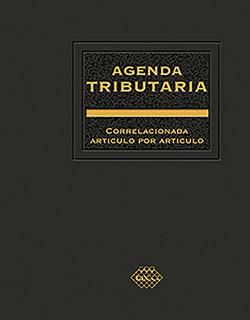 AGENDA TRIBUTARIA 2021
